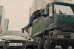 Siêu xe Audi 'diễn' ra sao trong phim mới 'Biệt đội siêu anh hùng'