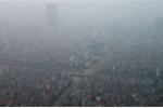 Hà Nội nghẹt thở trong khói mù độc hại