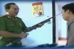 Rộ dùng súng tự chế hơi cồn sát thương cao ở Hà Tĩnh