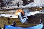Lại rơi máy bay ở Nhật, 4 người chết