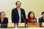 Thủ tướng đề nghị 14 bộ trưởng không tái cử làm việc trách nhiệm nhất đến khi bàn giao
