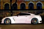 Xe the thao Nissan GT-R do than rong kieu Nhat tai Sai Gon hinh anh 7