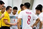 Futsal Việt Nam thua nhưng không thất vọng