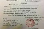 Dân bất ngờ khi nhận giấy mời bắt buộc đi khám sức khỏe từ UBND phường