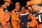 Chìm tàu Hải Thành, 9 người mất tích: 2 thuyền viên sống sót trở về