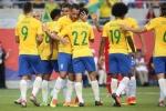 Thiếu Neymar, Brazil vẫn đánh bại Venezuela