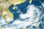 Thông tin mới nhất cơn bão Nock-ten gần Biển Đông