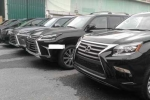 Truy thu thuế ô tô nhập khẩu: Dân buôn lo phá sản, người mua sợ treo xe