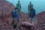 Nghẹt thở di dời quả bom 'khủng' tại Quảng Bình