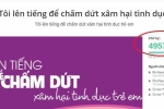 1-Thong cao cua mang luoi ngan ngua ung pho va bao luc gioi tai Viet Nam