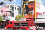 4 người chết cháy giữa Sài Gòn: Người phụ nữ kêu cứu, bất lực nhìn ngôi nhà rực lửa