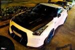 Xe the thao Nissan GT-R do than rong kieu Nhat tai Sai Gon hinh anh 2