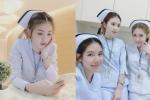 Nữ y tá xinh đẹp khiến cư dân mạng Thái Lan đua nhau muốn ốm