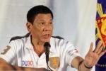 Mỹ chấn chỉnh Tổng thống Philippines Rodrigo Duterte