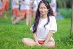 Gặp gỡ nữ sinh xinh đẹp, thủ khoa duy nhất của Hà Nội giành 30 điểm khối A