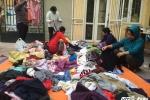 Gian hàng 2 nghìn đồng cho người nghèo tại Hà Nội