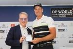 Henryk Stenson vừa trở thành thành viên danh dự trọn đời của European Tour.