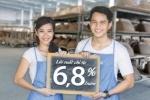 Vay kinh doanh với lãi suất hấp dẫn từ BIDV