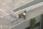 Video cảnh sát Đức đấu súng với nghi phạm khủng bố Munich