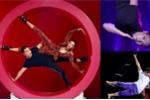 Video: Những màn thị phạm khiến thí sinh 'mắt tròn mắt dẹt' của Hoàng Yến, Nam Trung