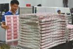 Khám phá hoạt động trong nhà máy in tiền Trung Quốc