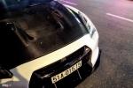 Xe the thao Nissan GT-R do than rong kieu Nhat tai Sai Gon hinh anh 4