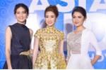 Hoa hậu Mỹ Linh, Á hậu Thuỳ Dung đọ vẻ sexy ngày tái hợp