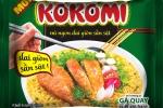 Kokomi - Giới thiệu mì gà quay sa tế mới với quà tặng vua lồng đèn cho bé
