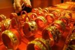 Giá vàng hôm nay 5/6/2017: Tăng nhẹ nhờ đồng USD giảm kỷ lục