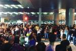 Sân bay Mỹ hỗn loạn sau thông tin xả súng