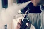 Hút thuốc lá điện tử đáng sợ như thế này