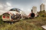 Thăm 'nghĩa địa máy bay' hút du khách ở Thái Lan