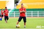 HLV thể lực Martin Forkel: Vài cầu thủ muốn kiểm tra khả năng huấn luyện của tôi