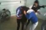 Nữ sinh đánh nhau như phim hành động