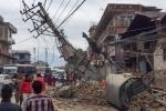 Nepal có thể gặp phải cơn địa chấn cường độ gấp 32 lần vừa qua