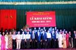 Đại học Nội vụ Hà Nội quan tâm đào tạo giảng viên trình độ cao