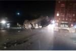 Gây tai nạn rồi bỏ chạy, tài xế BMW lao thẳng vào xe CSGT