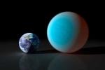 Phát hiện 'Siêu Trái Đất' chứa đầy kim cương