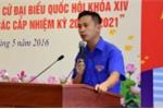 Bí thư Đoàn giành giải Nhất cuộc thi tìm hiểu bầu cử
