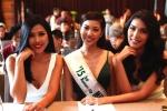 Lan Khuê đọ sắc Á hậu Quốc tế Thuý Vân trước thềm Miss World 2015