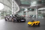 Ngắm 'siêu xe' đầu tiên cho trẻ em của McLaren