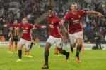 Rashford tỏa sáng, phá 'nỗi ám ảnh' Mourinho