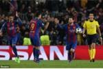 Trọng tài cho Barca hưởng 2 quả phạt đền khó tin