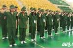 Học sinh Thủ đô hào hứng trải nghiệm những ngày làm chiến sỹ công an ở Học viện An ninh Nhân dân