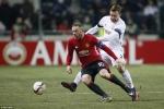 Kết quả Europa League: Manchester United đi tiếp với ngôi nhì bảng