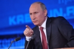 Tổng thống Putin nói Mỹ làm giả vũ khí hóa học ở Syria