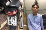Tên trộm xe máy trổ hết 'tài nghệ' trốn cảnh sát đặc nhiệm