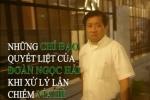 Video: Những chỉ đạo quyết liệt của ông Đoàn Ngọc Hải khi xử lý lấn chiếm vỉa hè