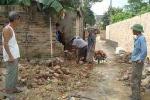 Dân nghèo tự nguyện hiến đất có giá để làm đường