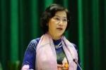Bà Nguyễn Thị Kim Ngân được tỷ lệ phiếu bầu cao nhất